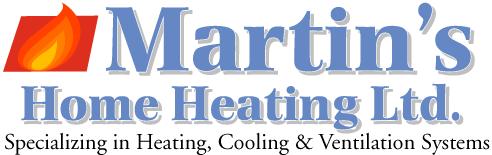 Martin's Home Heating Ltd